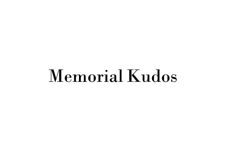 MEMORIAL KUDOS
